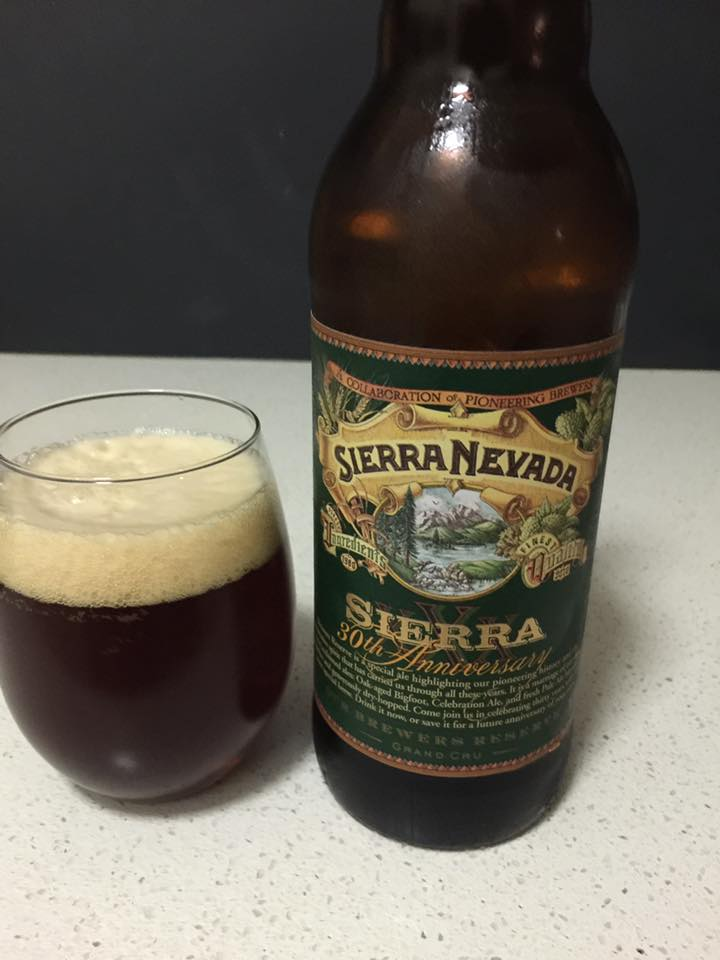Sierra Nevada - 30th Anniversary