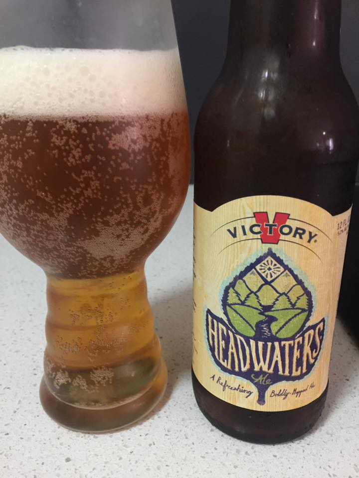 Victory Brewing - Headwaters