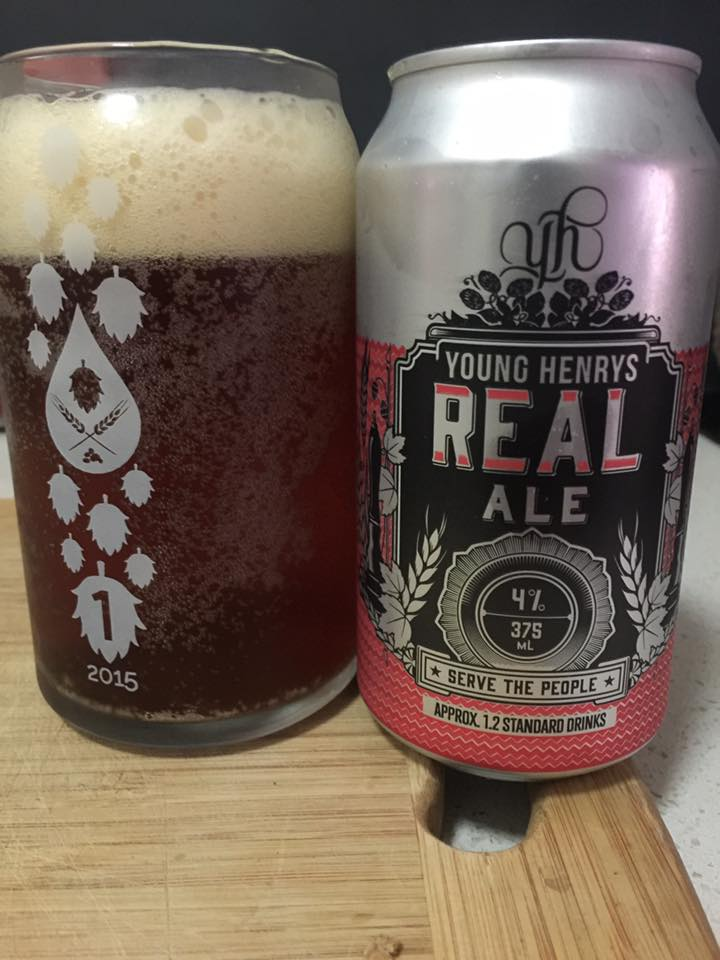 Young Henry's - Real Ale