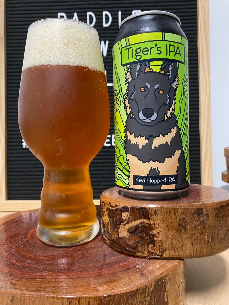 Moon Dog - Tiger's IPA