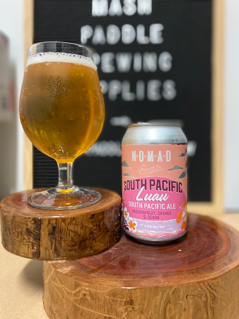 Nomad Brewing - South Pacific Luau