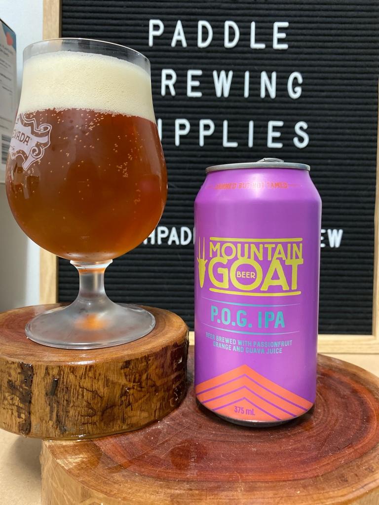 Mountain Goat - P.O.G IPA