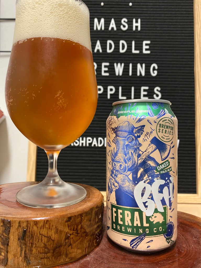 Feral Brewing - BFH