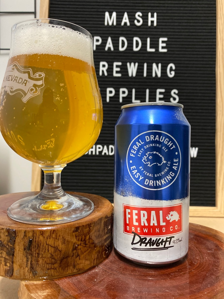Feral Brewing - Draught