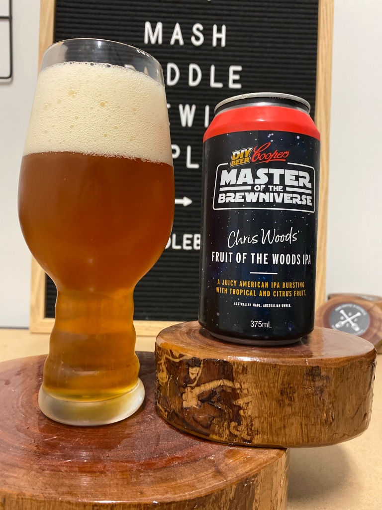 Coopers - Masters Of The Brewniverse Fruit Of The Woods IPA
