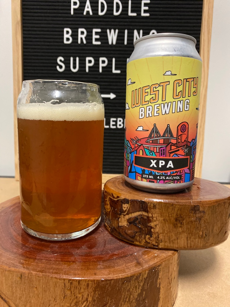 West City Brewing - XPA
