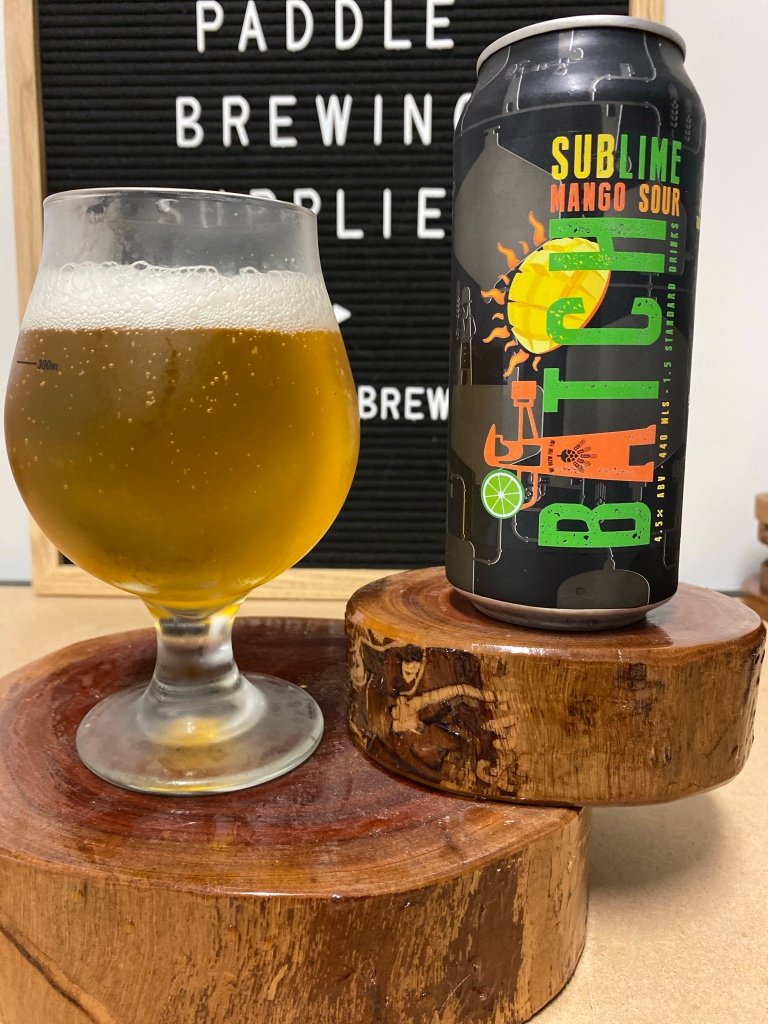 Batch Brewing Company - Sublime Mango Lime Sour