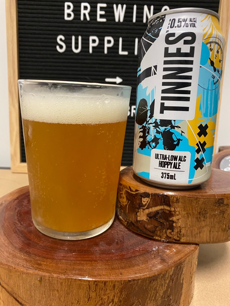 Tinnies - Ultra Low Alcohol Hoppy Ale