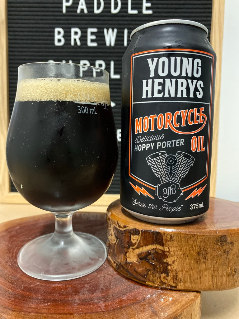 Young Henry's - Motorcycle Oil