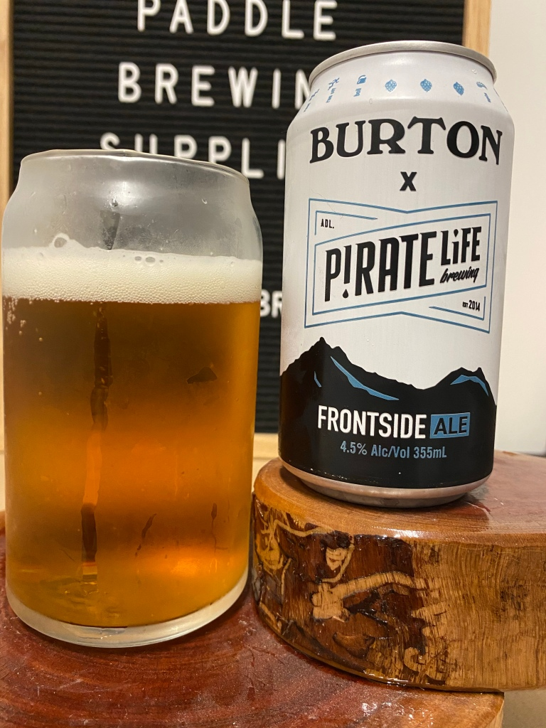 Pirate Life - Frontside Ale