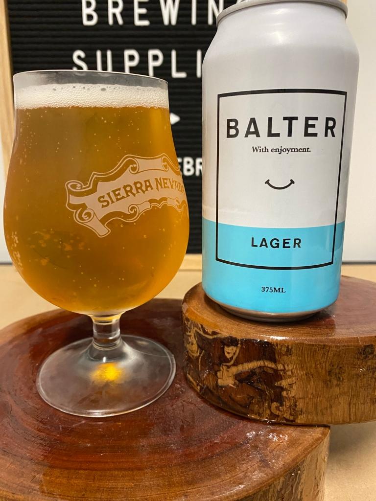 Balter - Lager