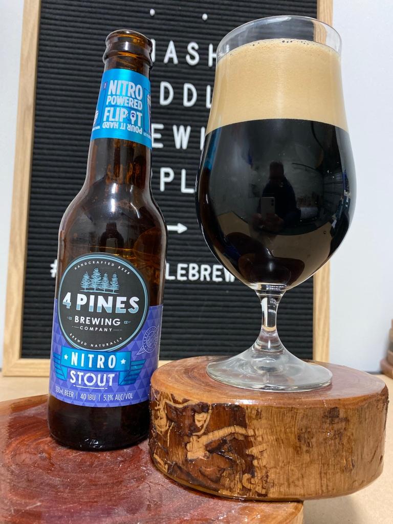 4 Pines - Nitro Stout
