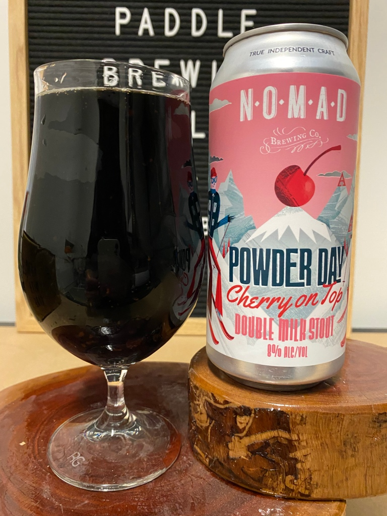 Nomad Brewing Co - Powder Day Cherry On Top