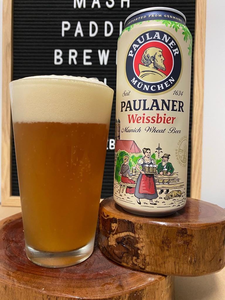 Paulaner- Hefe-Weissbier