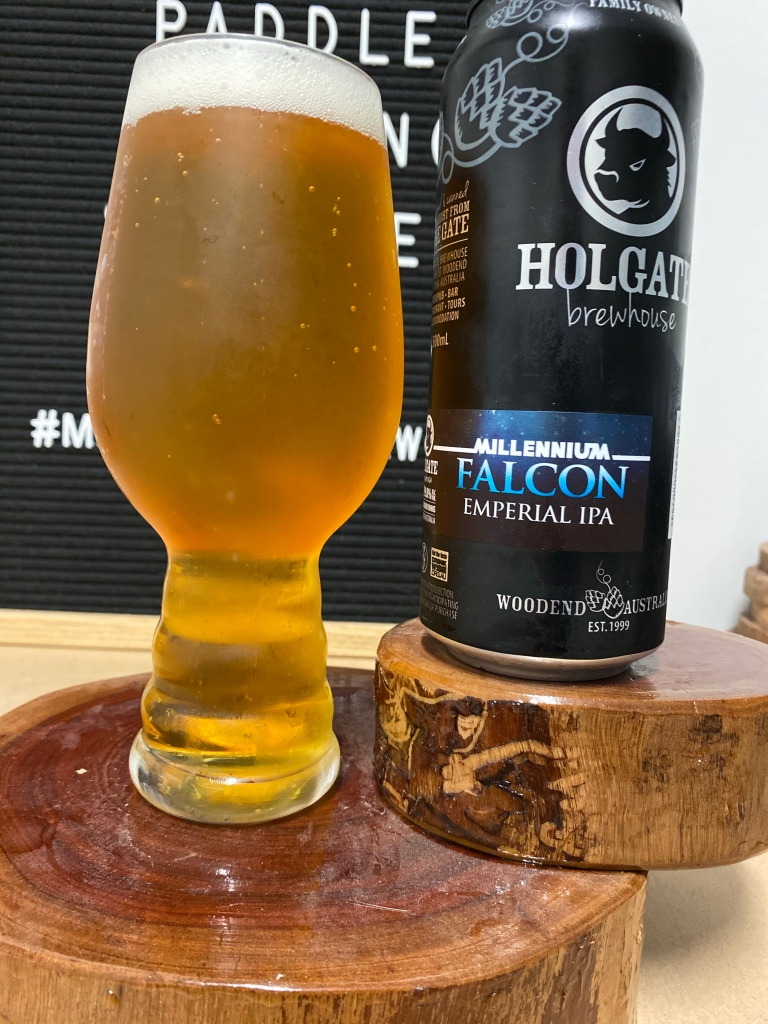 Holgate Brewhouse - Millennium Falcon Emperial IPA
