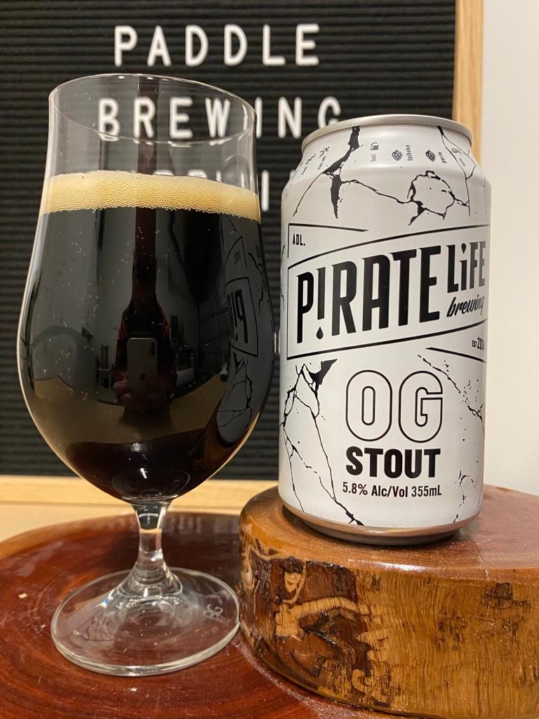 Pirate Life - OG Stout