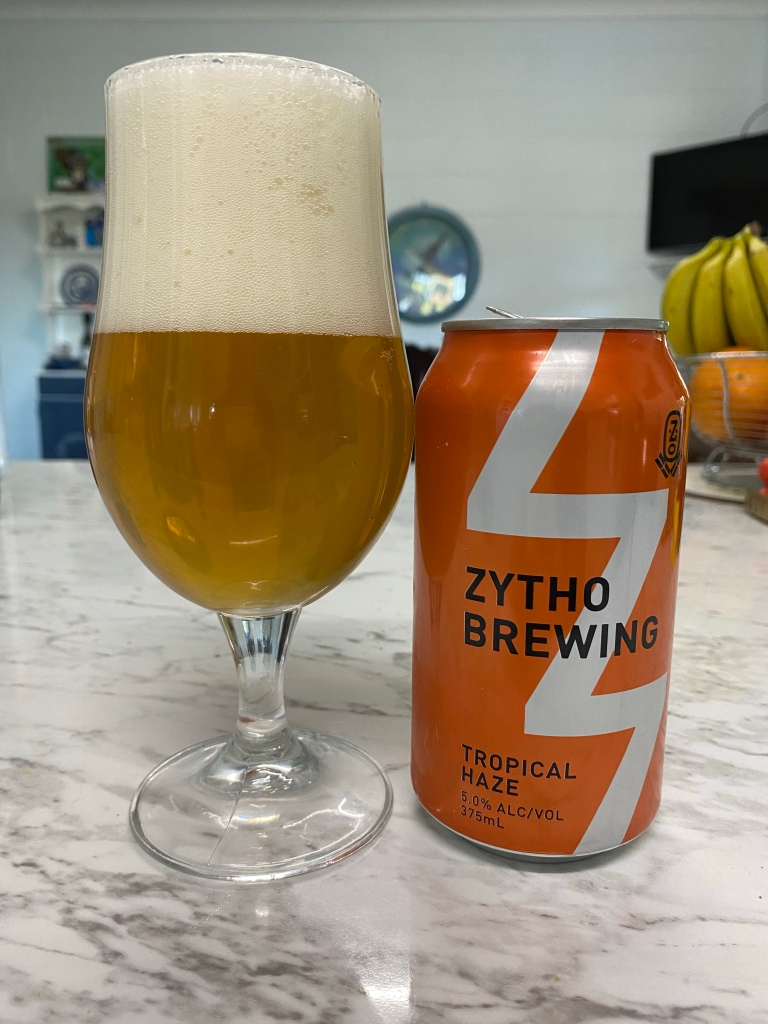 Zytho Brewing - Tropical Haze