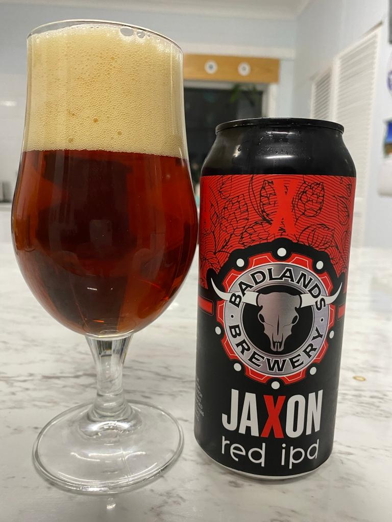 Badlands Brewing - Jaxon