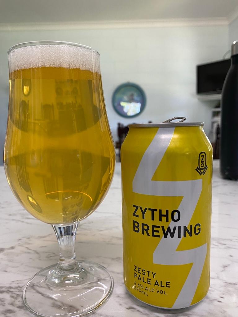 Zytho Brewing - Zesty Pale Ale
