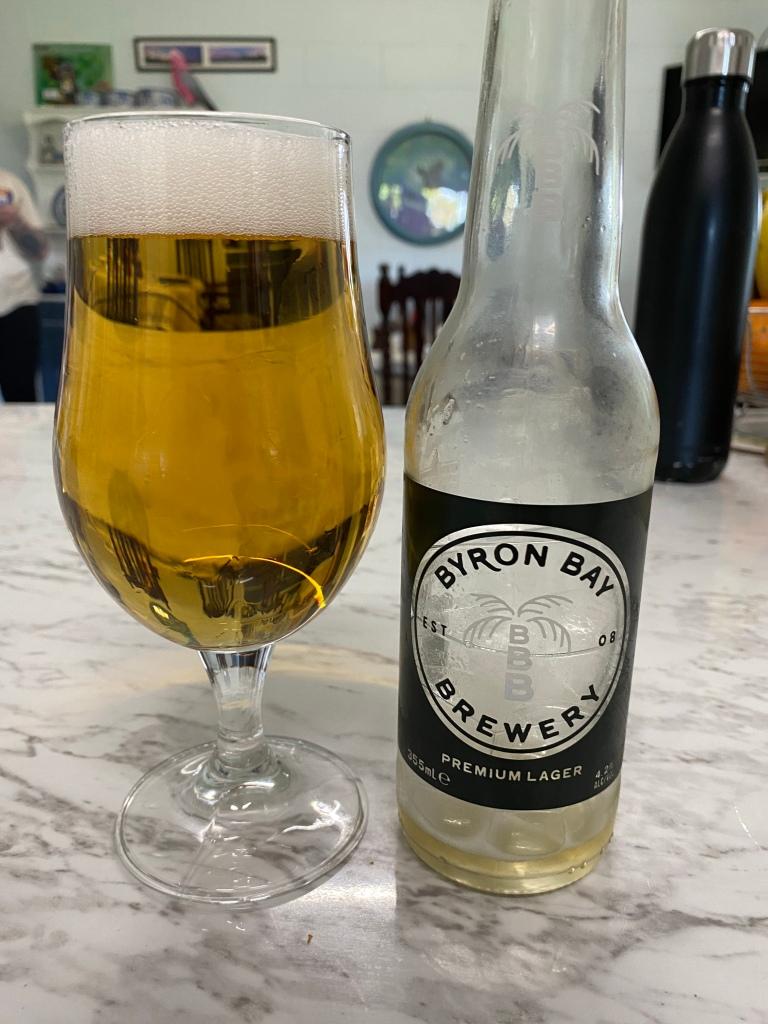 Byron Bay Brewery - Premium Lager