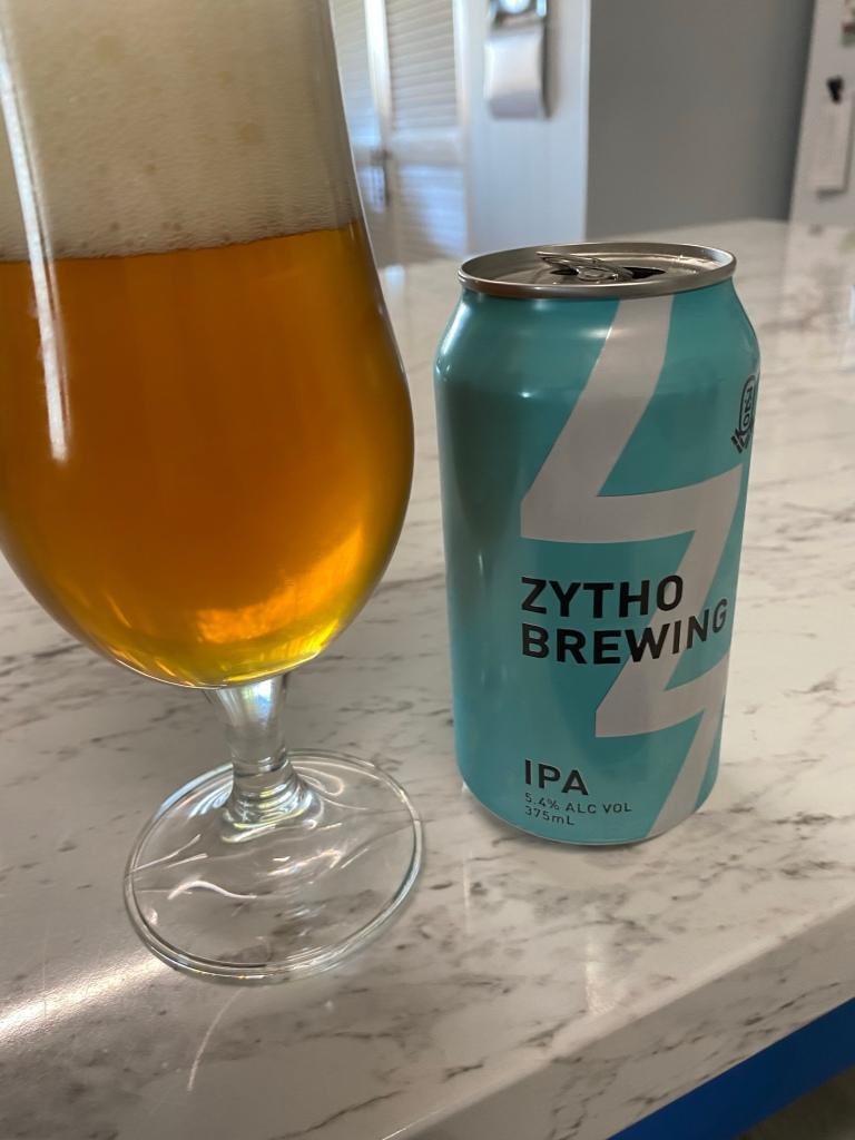 Zytho Brewing - IPA