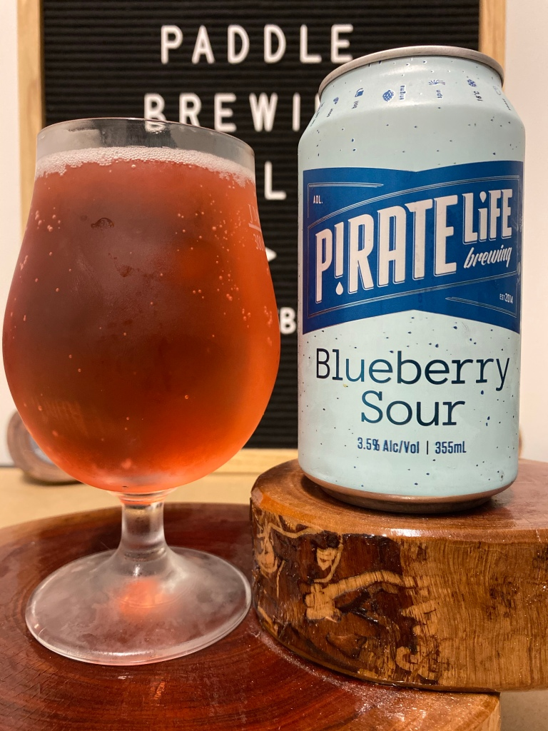 Pirate Life - Blueberry Sour