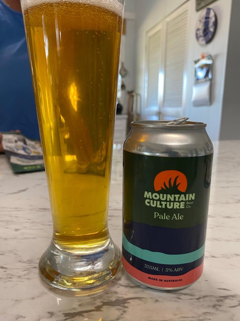 Mountain Culture - Pale Ale