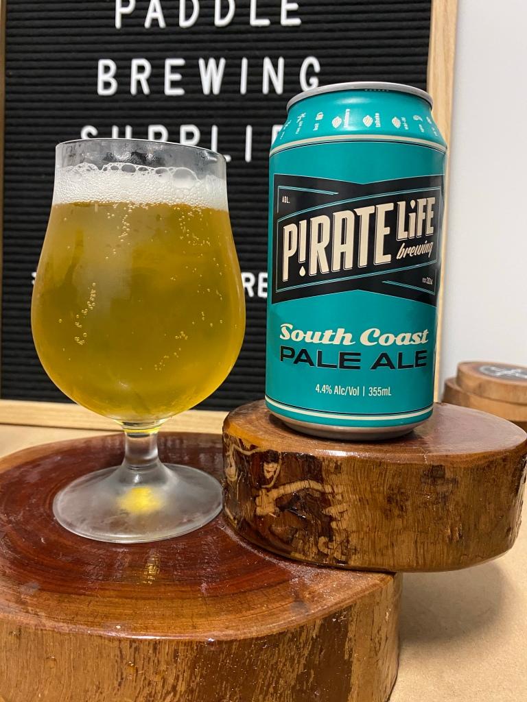 Pirate Life - South Coast Pale Ale