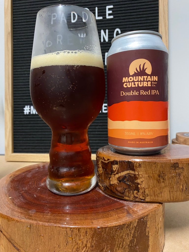 Mountain Culture - Double Red IPA