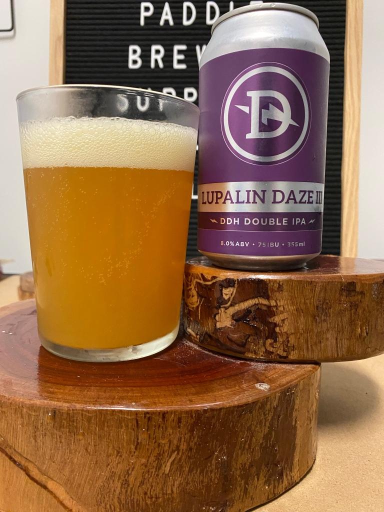 Dainton - Lupulin Haze III