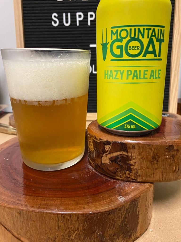 Mountain Goat - Hazy Pale Ale