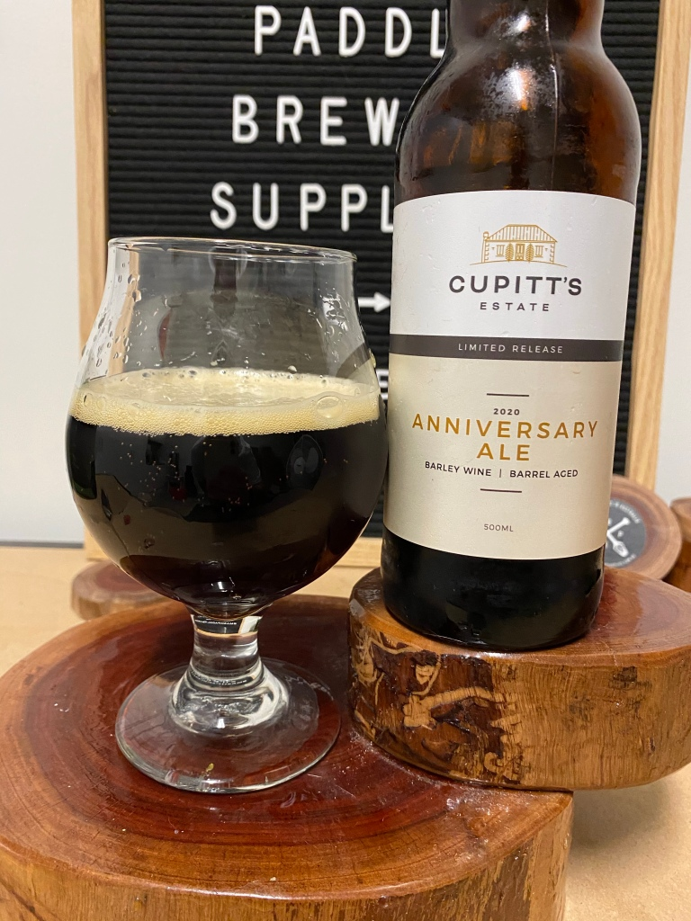 Cupitts Estate - Anniversary Ale