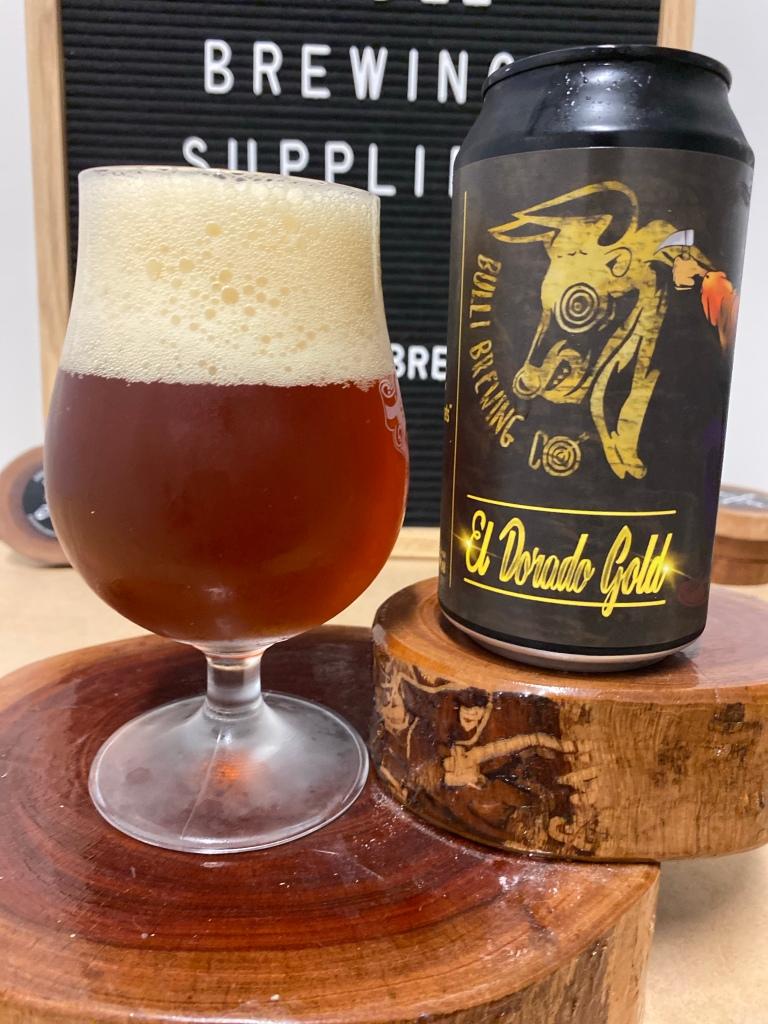 Bulli Brewing - El Dorado Gold