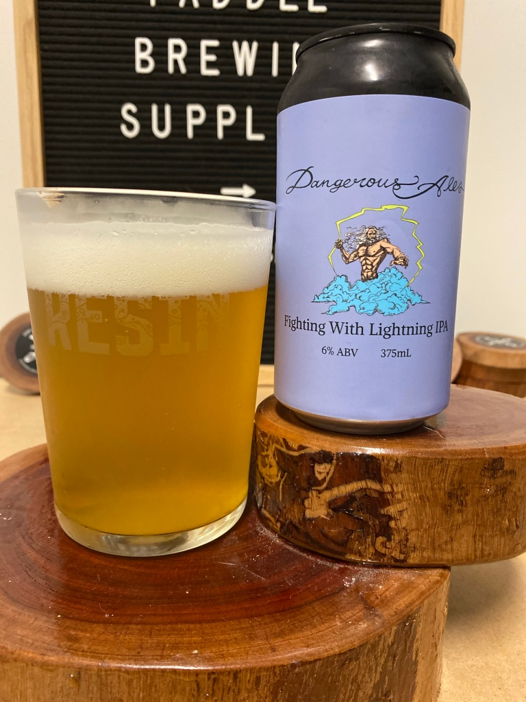 Dangerous Ales - Fighting With Lightning.