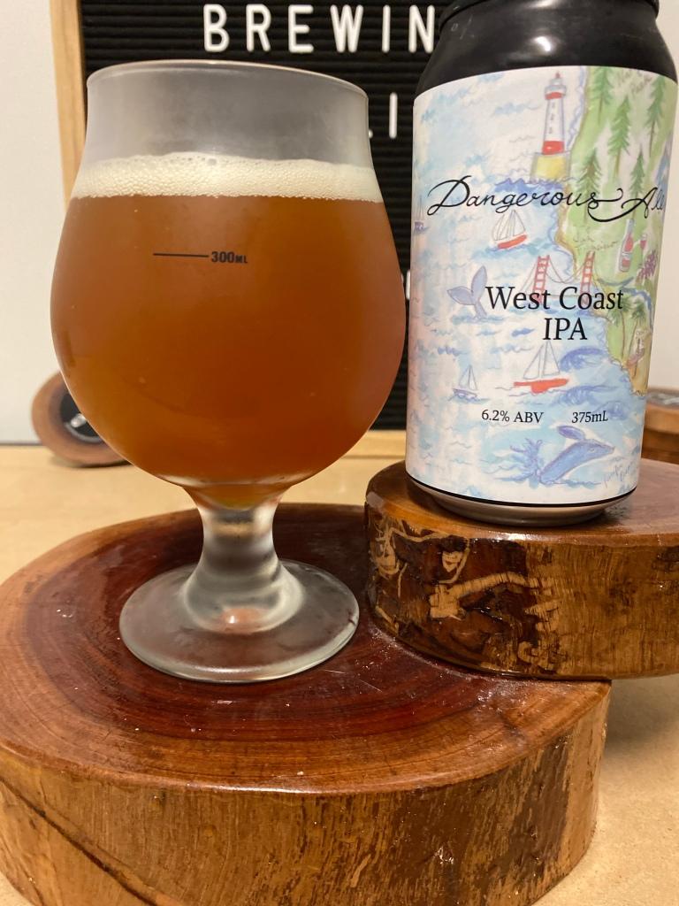 Dangerous Ales - West Coast IPA