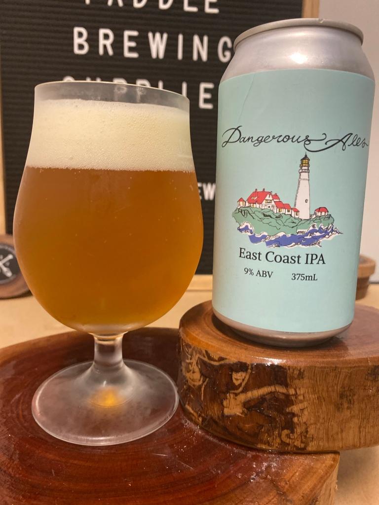 Dangerous Ales - East Coast IPA