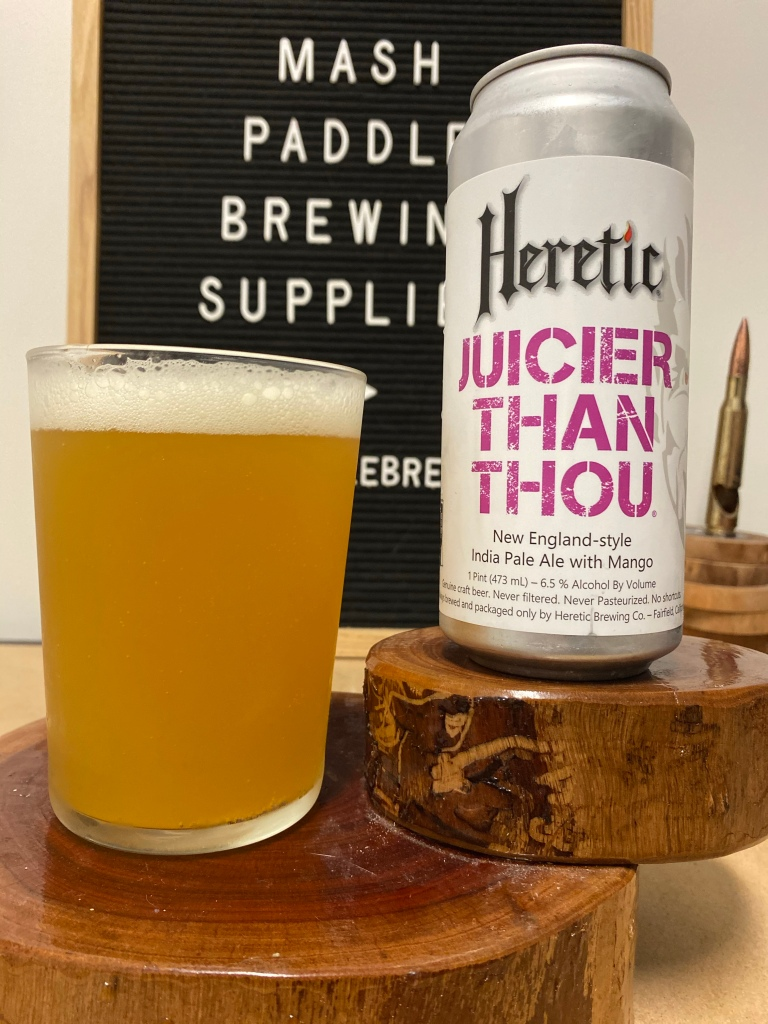 Heretic Brewing - Juicier Than Thou