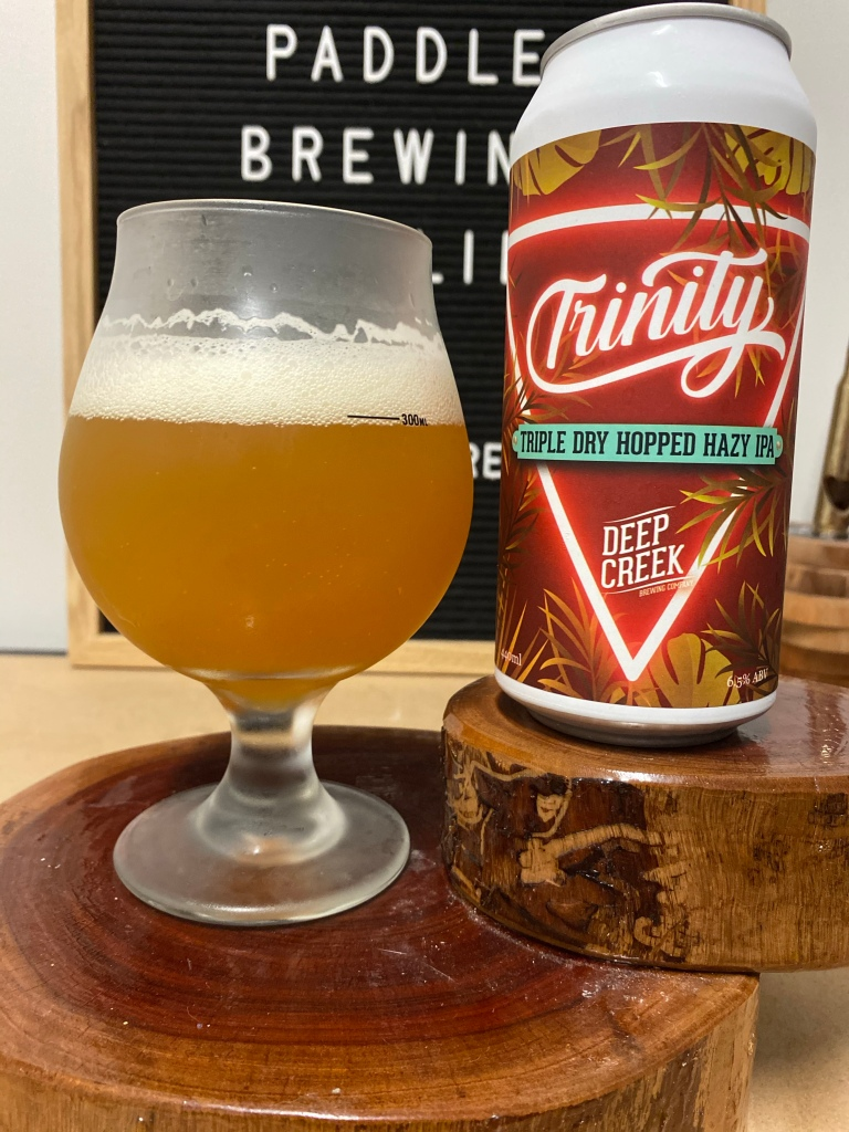 Deep Creek Brewing - Trinity