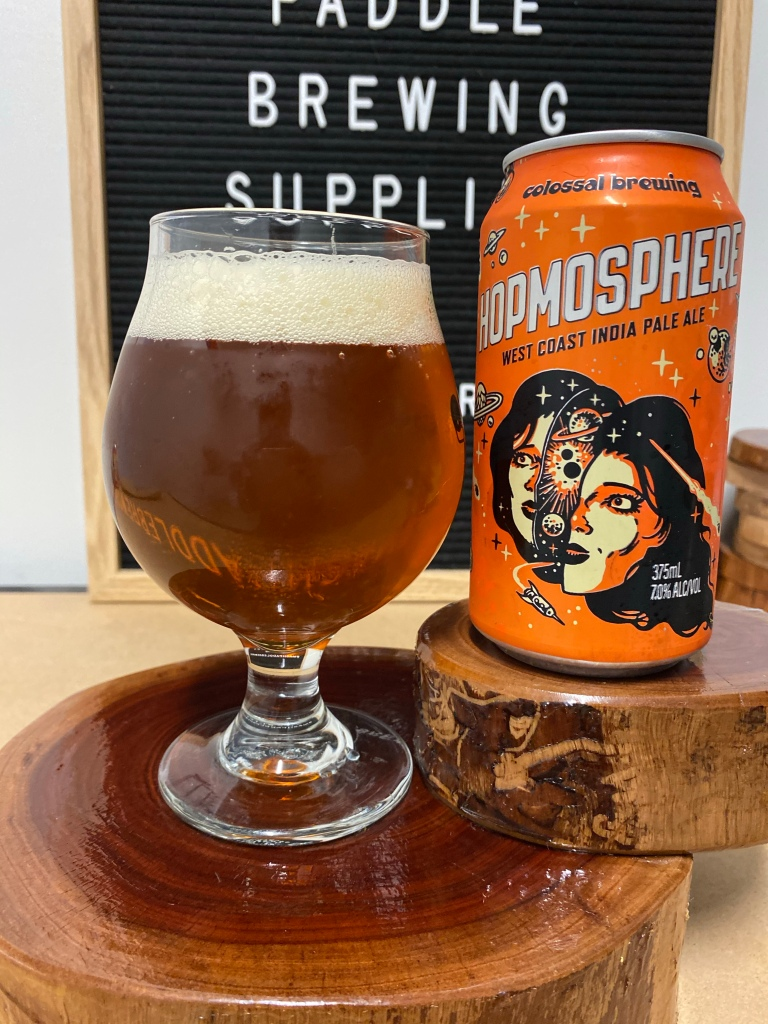 Colossal Brewing - Hopmosphere