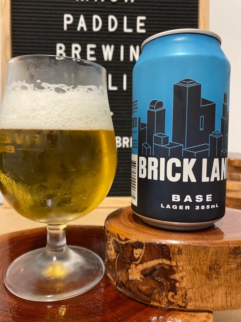 Brick Lane - Base Lager