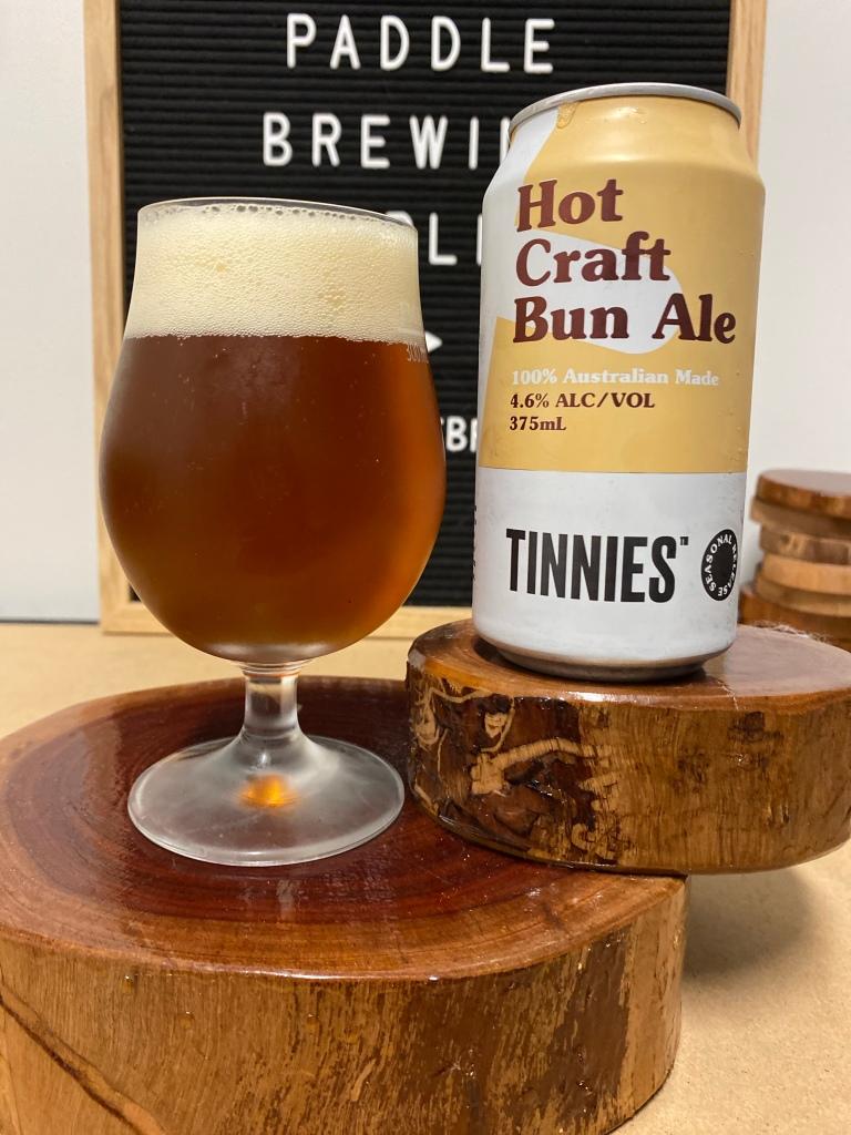 Tinnies - Hot Craft Bun Ale