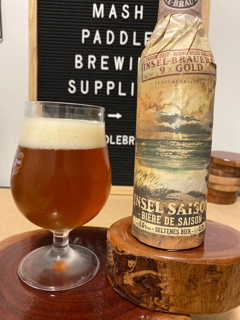 Insel Brauerei - Biere De Saison