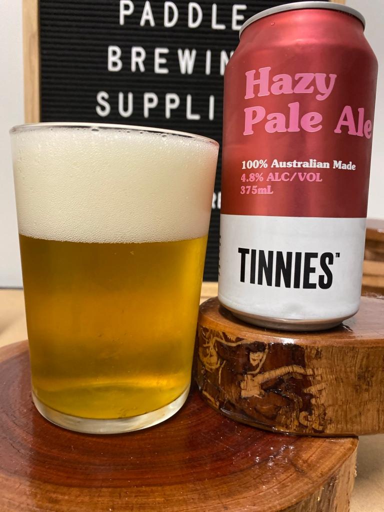 Tinnies - Hazy Pale Ale
