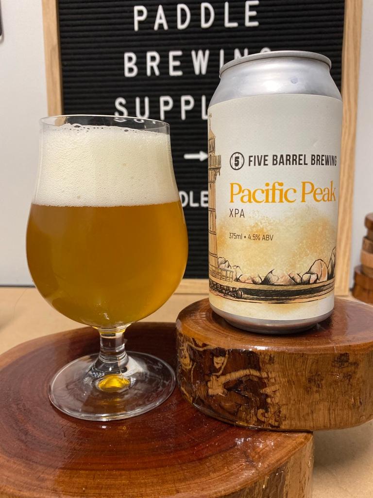 Five Barrels - Pacific Peak