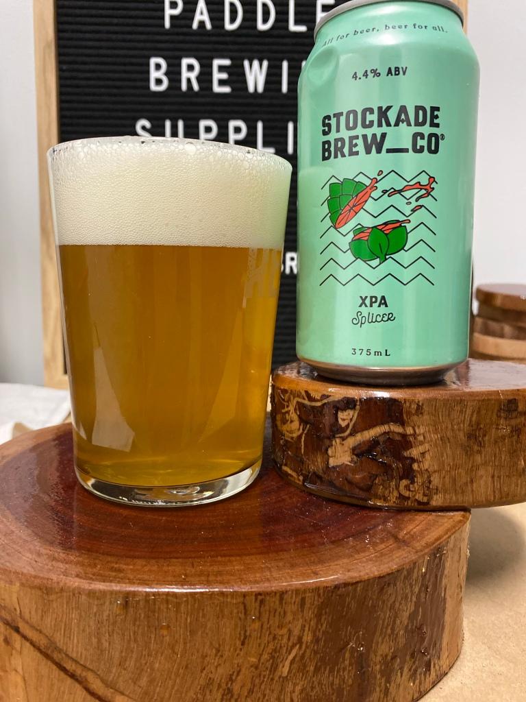 Stockade Brewing - Hop Splicer