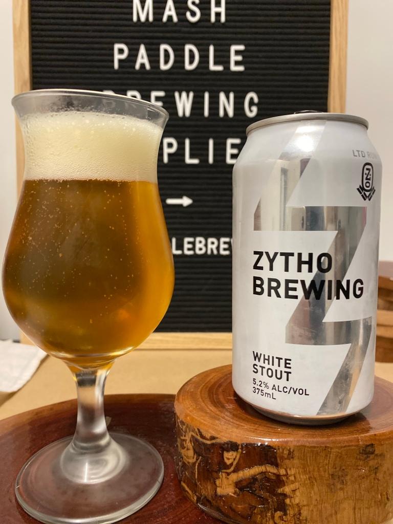 Zythos Brewing - White Stout