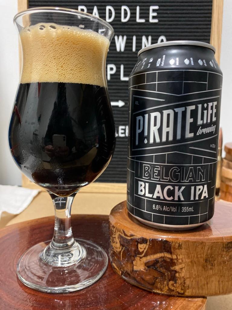 Pirate Life - Belgian Black IPA