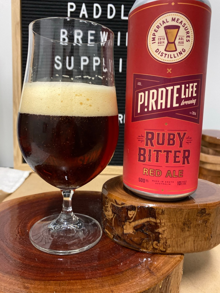 Pirate Life - Ruby Bitter