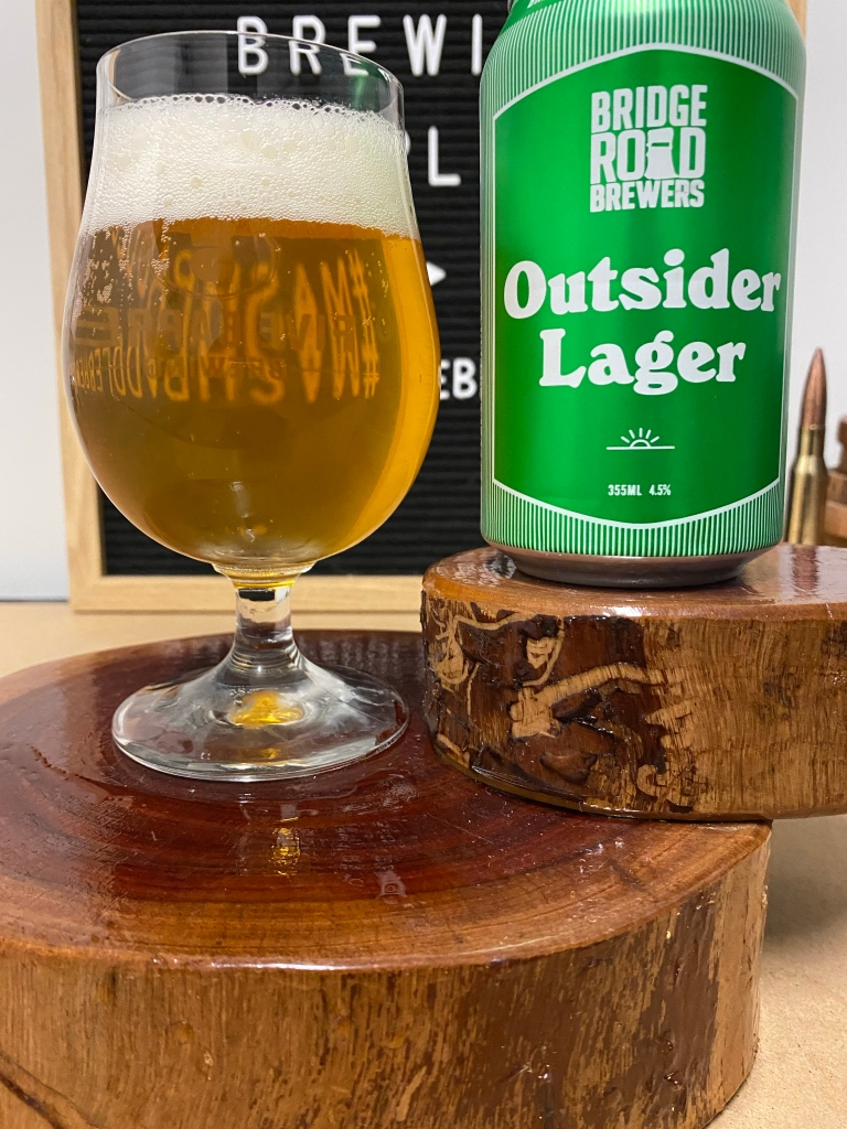 Bridge Road Brewers - Outsider Lager
