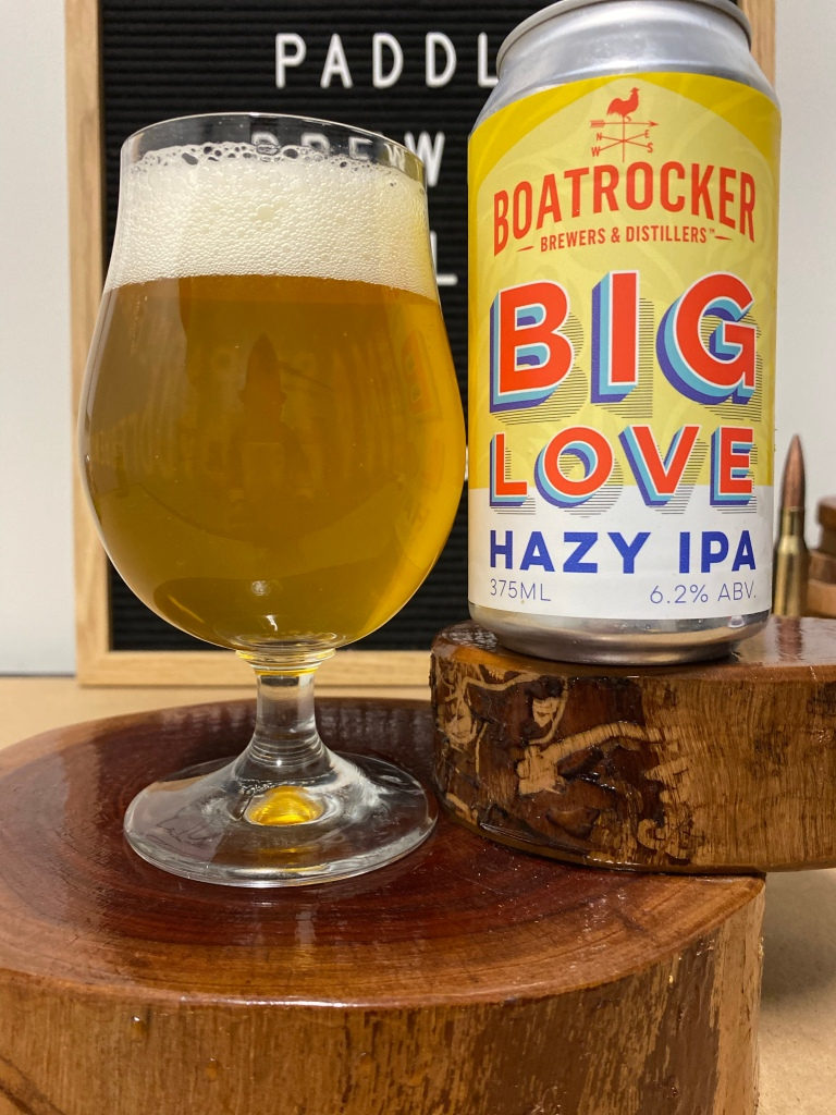 Boatrocker - Big Love Hazy IPA